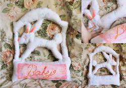 Baby Bun Gravestone Plushie