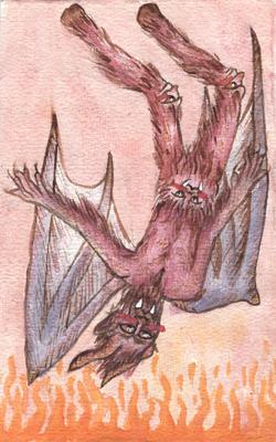 Medieval Pastel Demon
