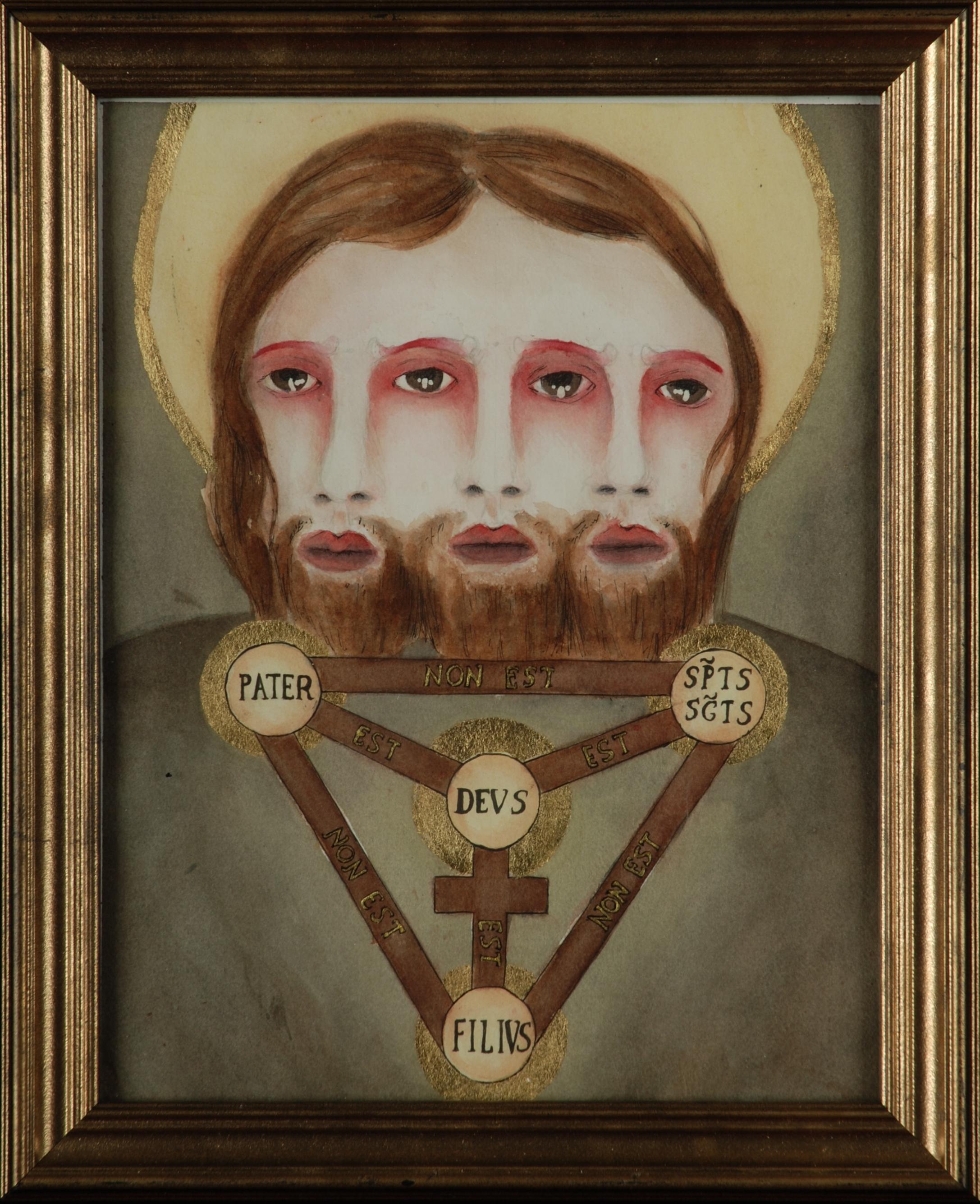 The Trinity: Cabinet Icon