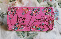 Stick Your Own Coffin Plaque!