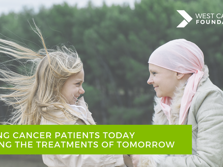 Cancer patients in our community need you.