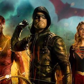 Arrowverse: Titulo de crossover é finalmente anunciado.