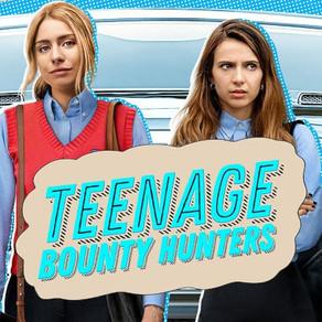 Caçadoras de Recompensas, a nova série da Netflix.