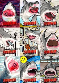 Sharknado 1/4