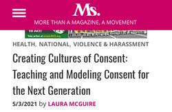 Ms. Magazine Consent Culture