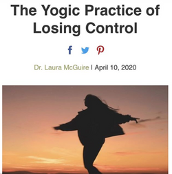 Yogic Practice of Using Control