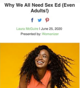 We All Need Sex Ed