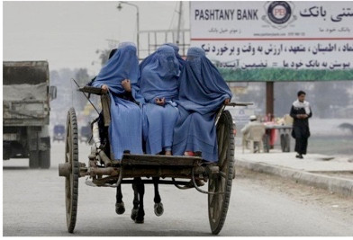 The Fate Of Afghan Women Under Taliban Will Be Indescribable Once More.  By: Lisa Pandone Benson