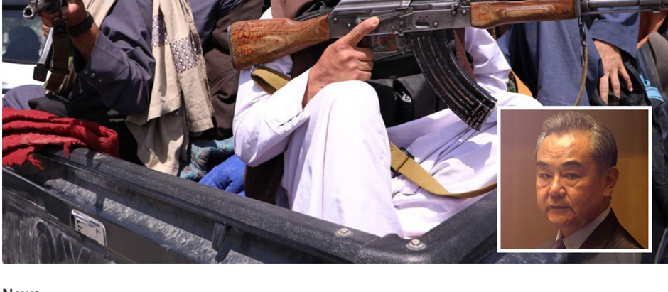 Taliban Declares China Closest Ally