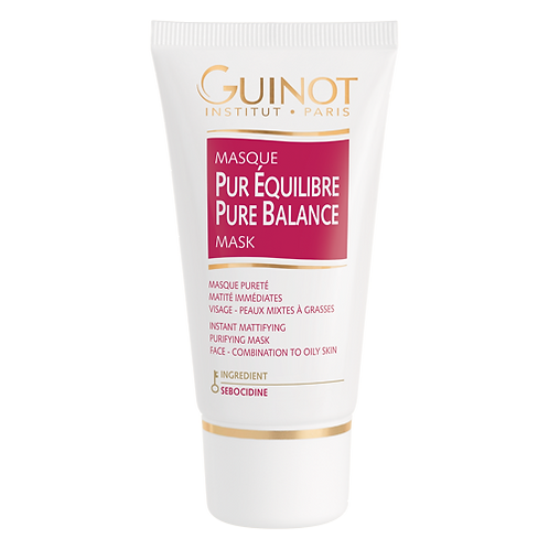 Masque Soin Pur Equilibre Pure balance Treatment Mask