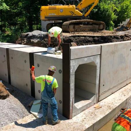Brigham Road Culvert Replacement - Gates Mills, OH