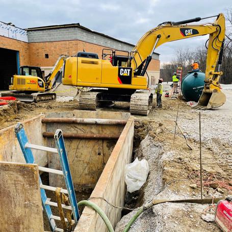 Hinckley School District - Water Storage Tank - Hinckley, OH