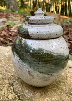 Palladium Brush Jar