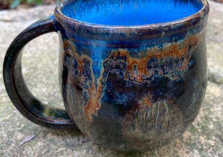 Jasper Blue Mug
