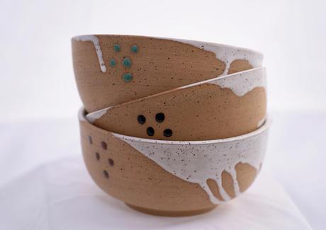 Splash-dot Bowls