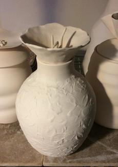 Trio of Flower Jars