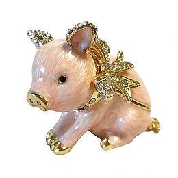 豚ちゃんのトリンケットボックス