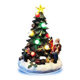 ミュージック・クリスマス・ハウス(ツリー)