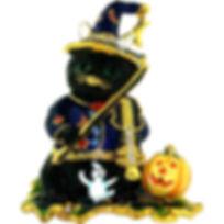 魔法使い(黒猫)のトリンケットボックス