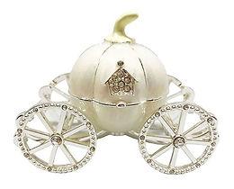 かぼちゃ馬車のトリンケットボックス
