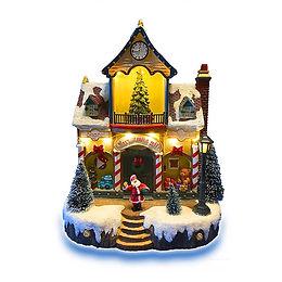 ミュージック・クリスマス・ハウス(ツリーハウス)