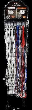 Présentoir câbles 12 pieds MFI
