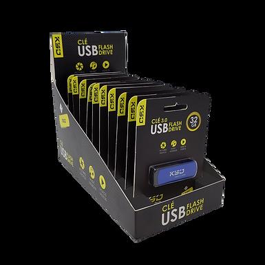 Présentoir clé USB 32GB 3.0