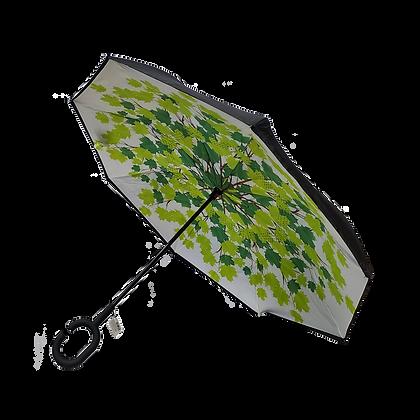Parapluie inversé