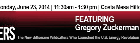 Meet the Frackers with Gregory Zuckerman | June 23, 2014