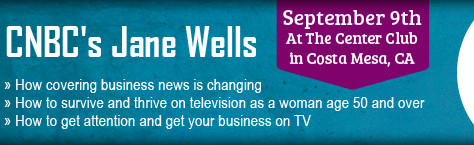 JANE WELLS, CNBC News Reporter | Sept. 9th, 2014