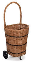 wicker-trolley-basket-shoppinglog-holder