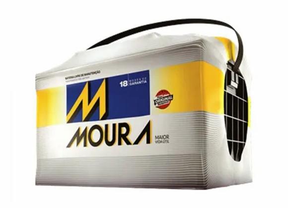 Bateria Automotiva Inteligente PosEsq 60 AH Moura