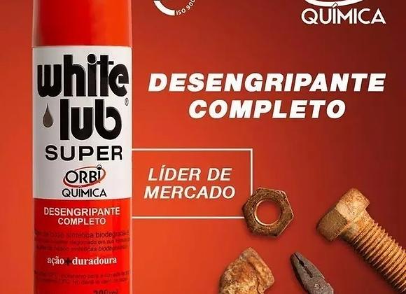 Kit 3 Unidades Óleo Desingripante White Lub Super 300ml