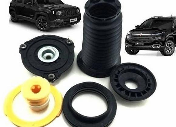 Kit Do Amortecedor Dianteiro Fiat Toro, Jeep Renegade, Compass 2015 Em Diante (c