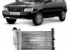 Radiador Fiat Uno Mille 94 a 2013 Sem Ar Visconde
