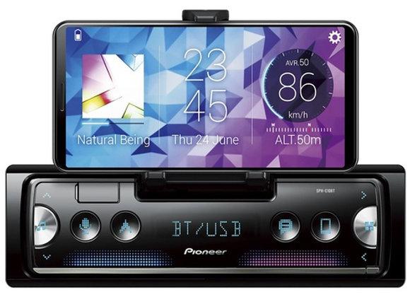 Som Automotivo MP3 Player SPH-C10BT Pioneer Bluetooth,USB,Entrada Auxiliar