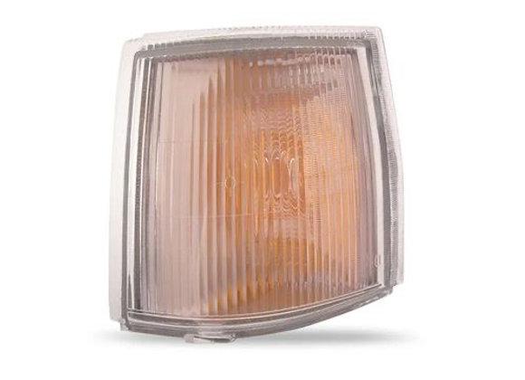 Lanterna Pisca Dianteira Uno 1991 92 93 94 95 96 97 98 99 Mod Cibié Esquerda Cri