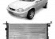 Radiador Chevrolet Corsa 94 a 2002 Sem Ar Visconde