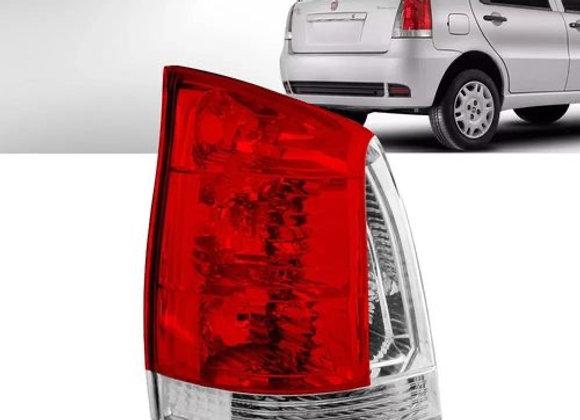 Lanterna Traseira Palio 2007 08 09 10 11 Esquerda Bicolor