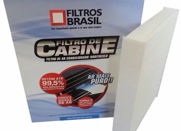 Filtro de cabine Filtros Brasil FB1074 - Azera Sonata Santa fé Cadenza Optima Sp