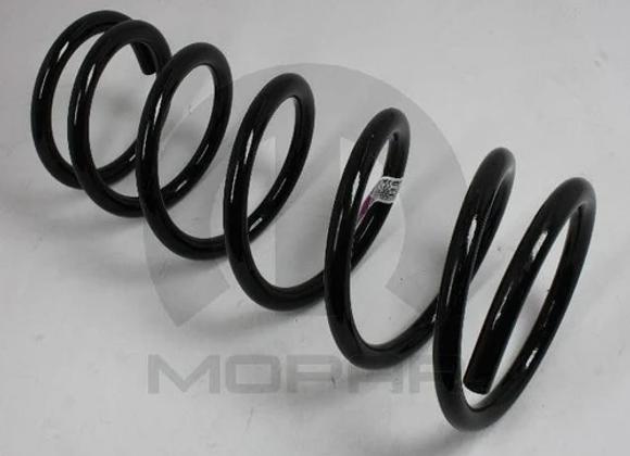 Par De Mola Aspiral Dianteira Dodge Ram 2500/3500 10/13 Original Mopar