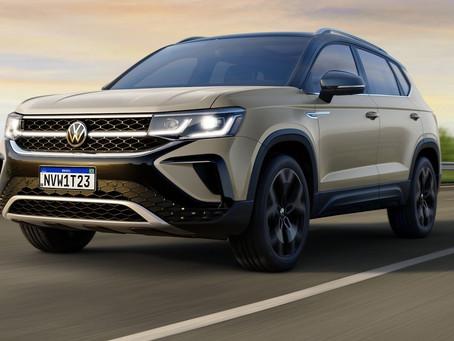 Volkswagen apresenta Taos no Brasil e dá pistas sobre os futuros lançamentos