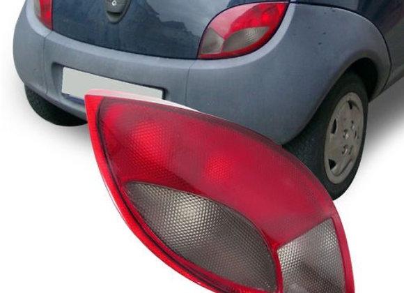 Lanterna Traseira Ford Ka 97 98 99 00 01 Lado Esquerdo Fume