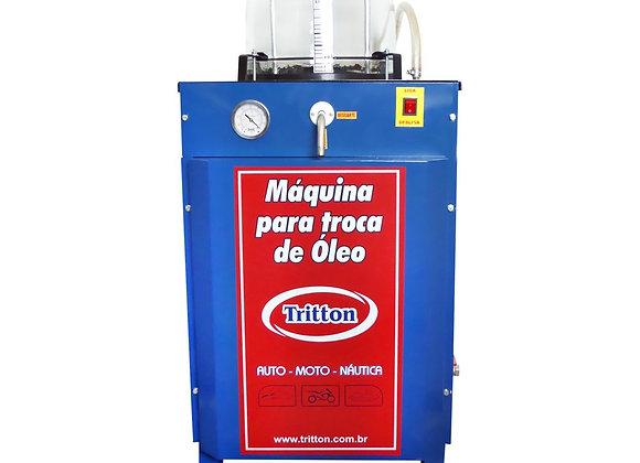 Máquina para Troca de Óleo a Vácuo 50 Litros - TRITTON-TT-1027