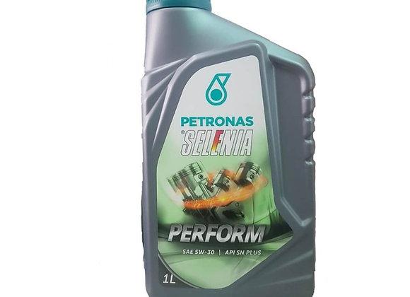 Óleo de Motor 5w30 Petronas Selenia Perform API Sn 100% Sintético 1 L