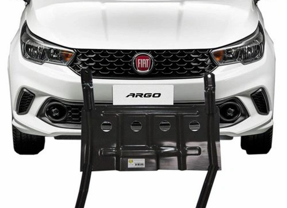 Protetor De Carter Peito De Aço Fiat Argo 2018 Em Diante