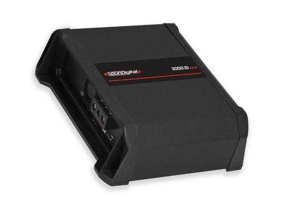 Módulo Soundigital Sd3000.1D 2 Ohm Nano Som Digital Sd3000