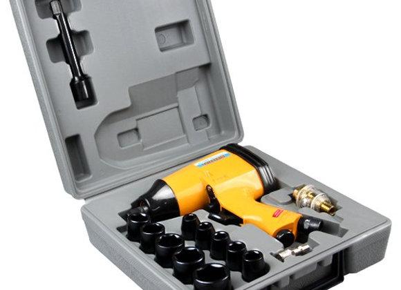 Chave de Impacto de 1/2 Pol com Kit de 16 Peças - CHIAPERINI-CHI320K