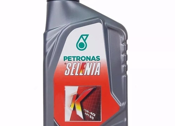 Óleo de Motor Selenia 15w40 Semisintetico API Sn 1L