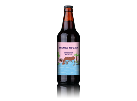 Beer Shop | Moose River 500ml Stock
